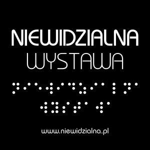 Logo Niewidzialna Wystawa